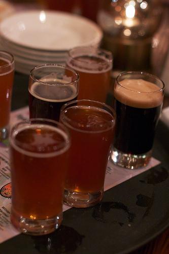 Chicago Beer Geeks Gone Wild Wild Onion Brewing That Is