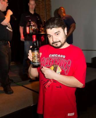 FFF Dark Lord 2012  raffle prize