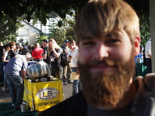 casks and beards