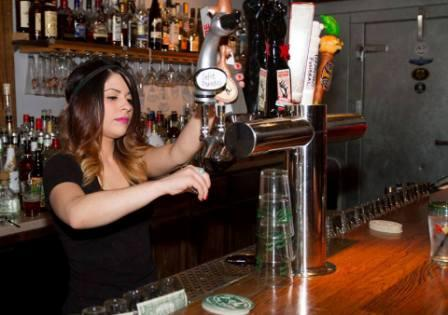 8 insane beers on draft