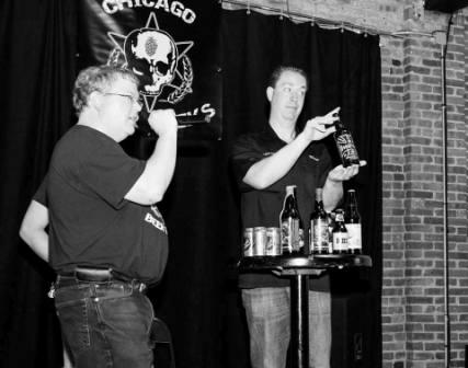 rare beer prizes raffle