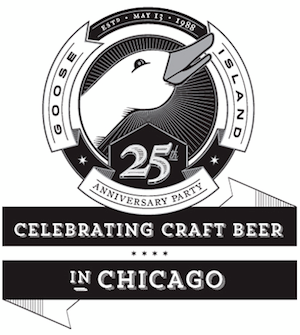Goose Island 25th Anniversary Party @ Goose Island Fulton Brewery | Chicago | Illinois | United States