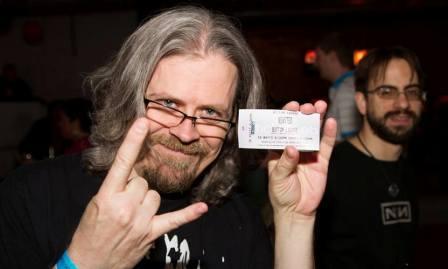 Jason Newsted tickets