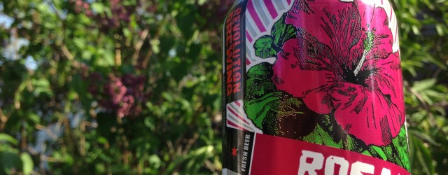 In just three years Revolution Brewing went from a small brewpub in Logan Square to one of the largest breweries in Chicago. Their bombers and cans were a wonderful addition...