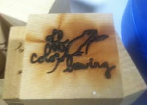 Off Color Brewing logo by Misao Designs