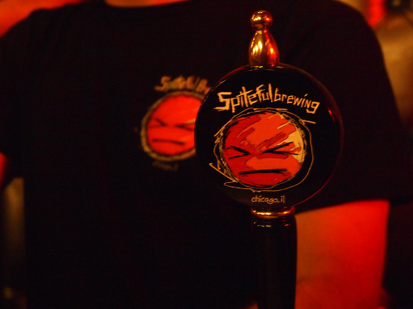 Spiteful Brewing at the Local Beer Summer Showcase at Atlas
