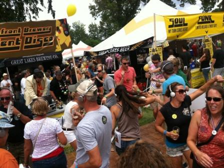 Lakefront Brewing Silent Disco