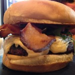 Burger With Bacon