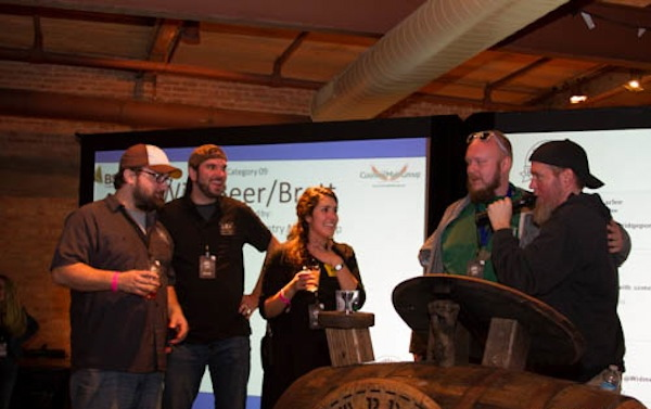 Bells took GOLD for Le Bretteur in Wild Beer and Best In Show