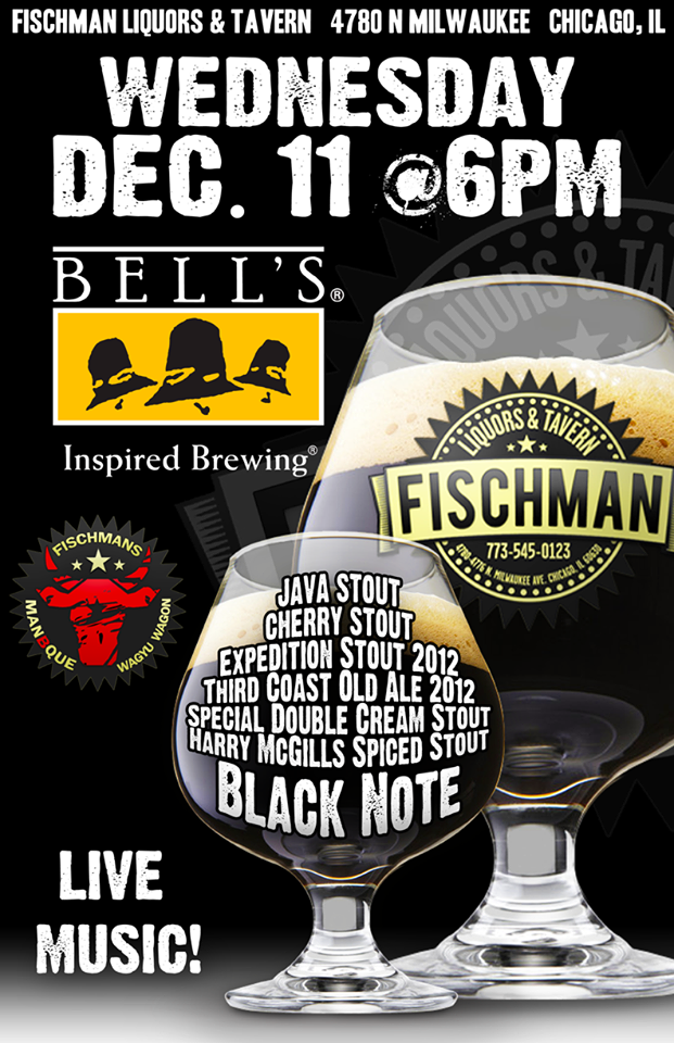 Black Note @ Fischman Liquors and Tavern | Chicago | Illinois | United States