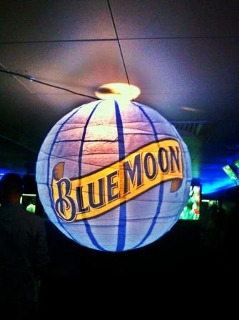 Blue Moon Globe on L2 of Mystic Blue