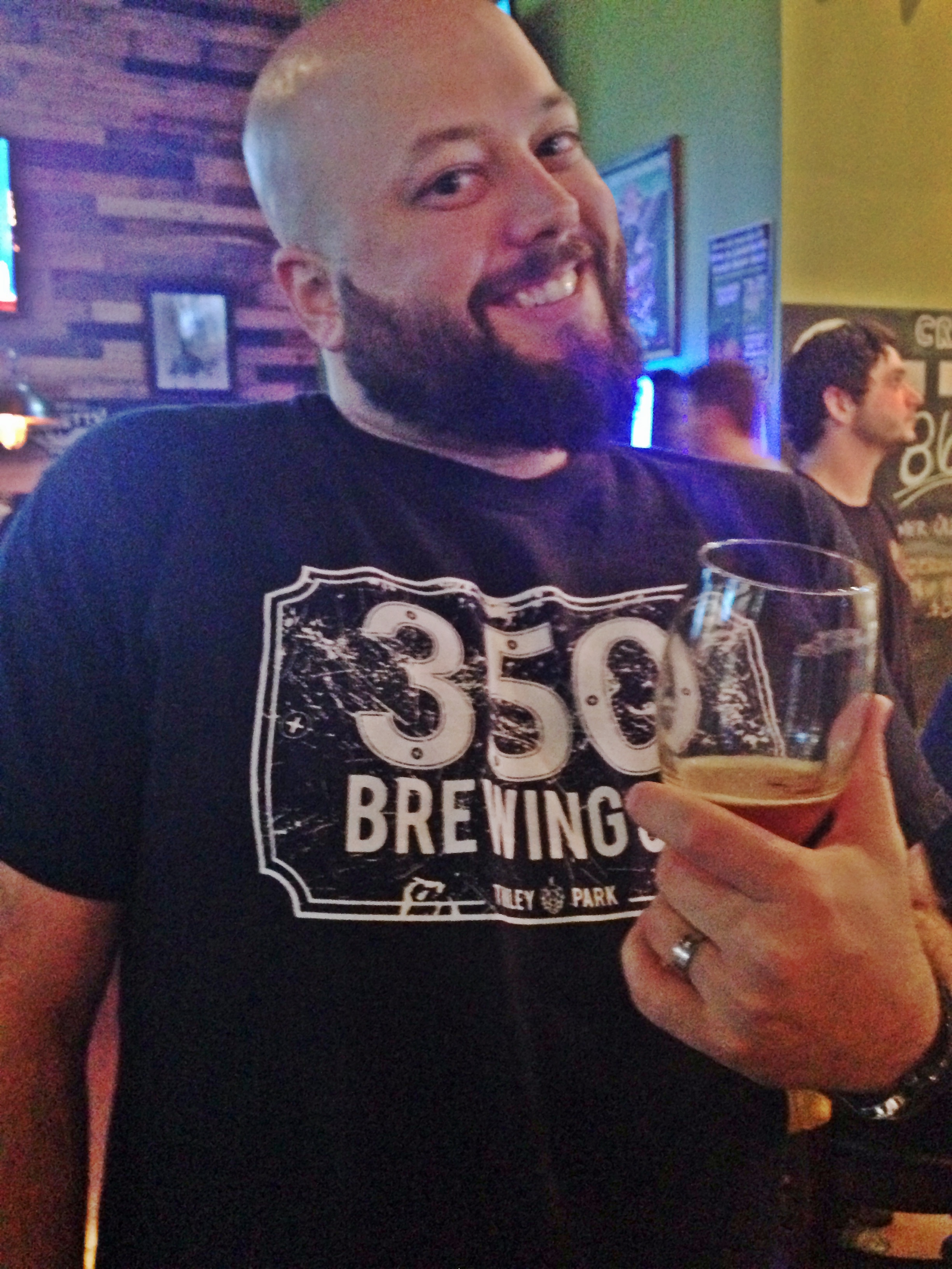 350 Brewing Company. Tinley Park, IL