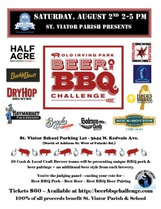 Old Irving Park Beer and BBQ Challenge @ Chicago | Illinois | United States