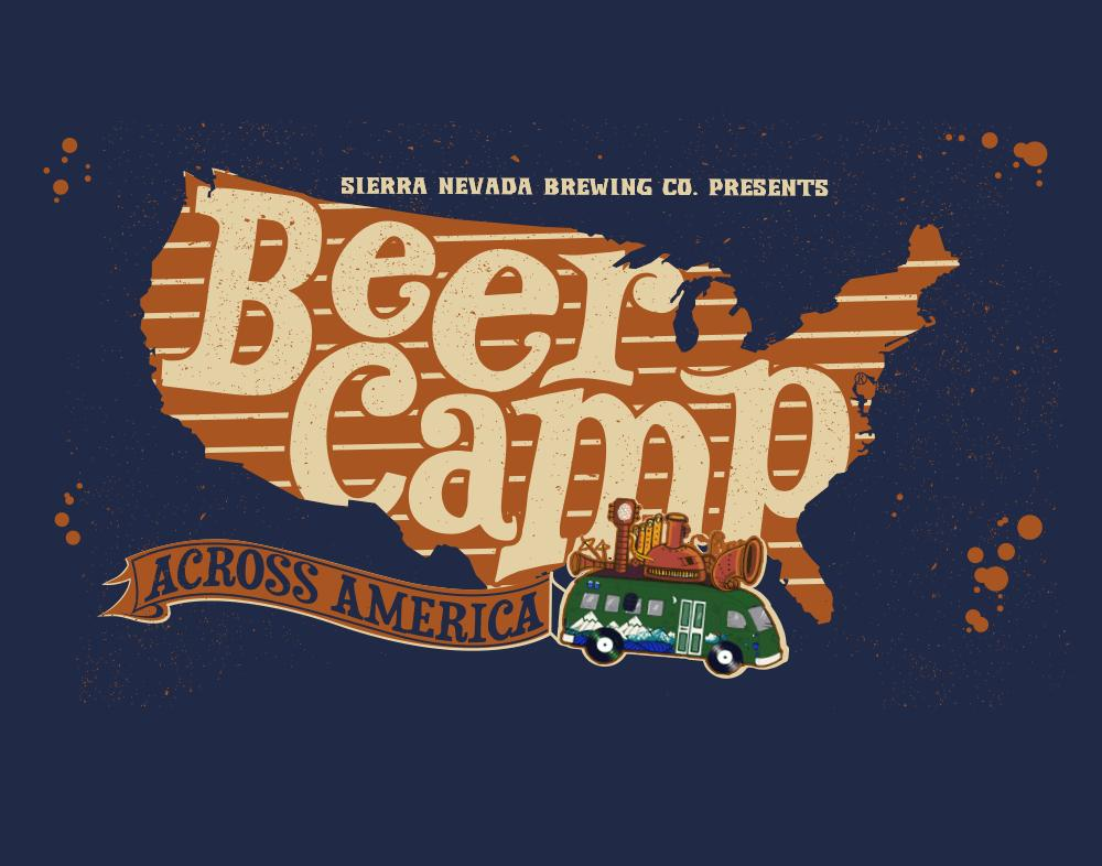 The Sierra Nevada Beer Camp Across America Tour arrives at Navy Pier on Sunday July 27th