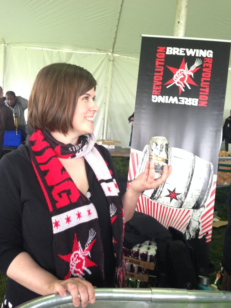 three time Chicago Beer Society Brewpub Shootout Champion, Revolution Pastry Chef- Ms Courtney Baldy