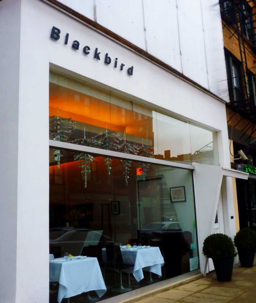 Blackbird Chicago in West Loop was the scene for craftbeer.com's Pamper Your Palate Dinner