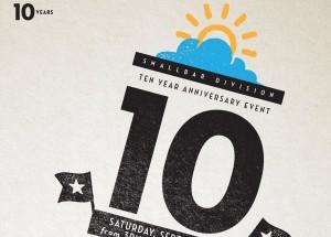 SmallBar Division Ten Year Anniversary @ SmallBar Division | Chicago | Illinois | United States
