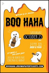 Boo Ha Ha @ Chop Shop | Chicago | Illinois | United States