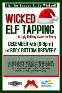Wicked Elf Tapping Party @ Rock Bottom Chicago | Chicago | Illinois | United States