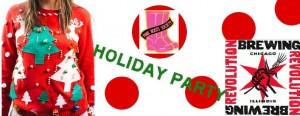 Holiday Party @ Rev Kedzie