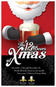 12 Beers Of Christmas  @ The Beer Bistro | Chicago | Illinois | United States