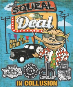 Squeal and Deal Barrel Aged Imperial Stout Release Party @ Kiser Tiger | Chicago | Illinois | United States
