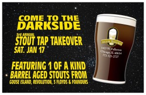 Stout Tap Takeover @ The Beer Bistro North | Chicago | Illinois | United States