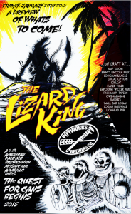 Pipeworks The Lizard King Tapping @ Various Chicago Area Bars