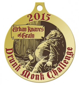Drunk Monk Challenge 2015 @ Two Brothers Roundhouse | Aurora | Illinois | United States