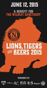 Lions, Tigers and Beers 2015 @ Northdown Cafe and Taproom
