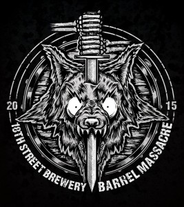 Barrel Massacre @ 18th Street Brewery | Gary | Indiana | United States