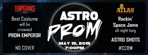 AstroProm @ Atlas Brewing Company | Chicago | Illinois | United States