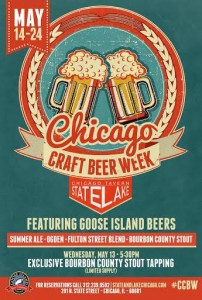 Bourbon County Stout Tapping Party @ State and Lake Chicago Tavern | Chicago | Illinois | United States