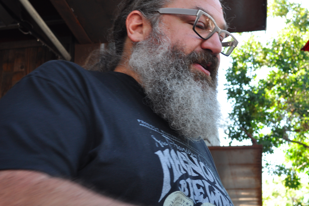 Dave Mclean, Founder & Brewmaster, Magnolia Brewing