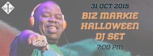 Biz Markie Halloween DJ Set @ Temperance Beer Company | Evanston | Illinois | United States