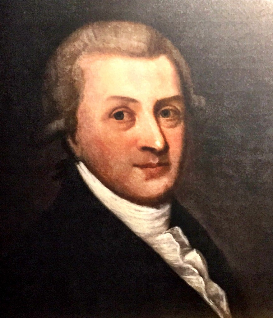 visionary. philanthropist. brewer and father to 21 kids with his wife Olivia, Sir Arthur Guinness