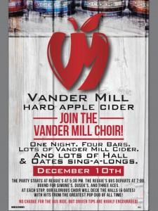 Vander Mill Choir