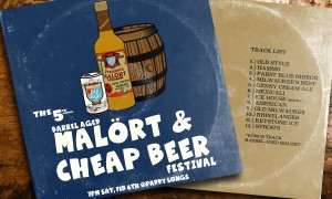 The 5th Annual Barrel Aged Malort and Cheap Beer Festival @ Paddy Longs | Chicago | Illinois | United States
