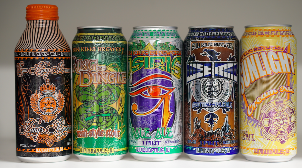Sun King's statewide offerings