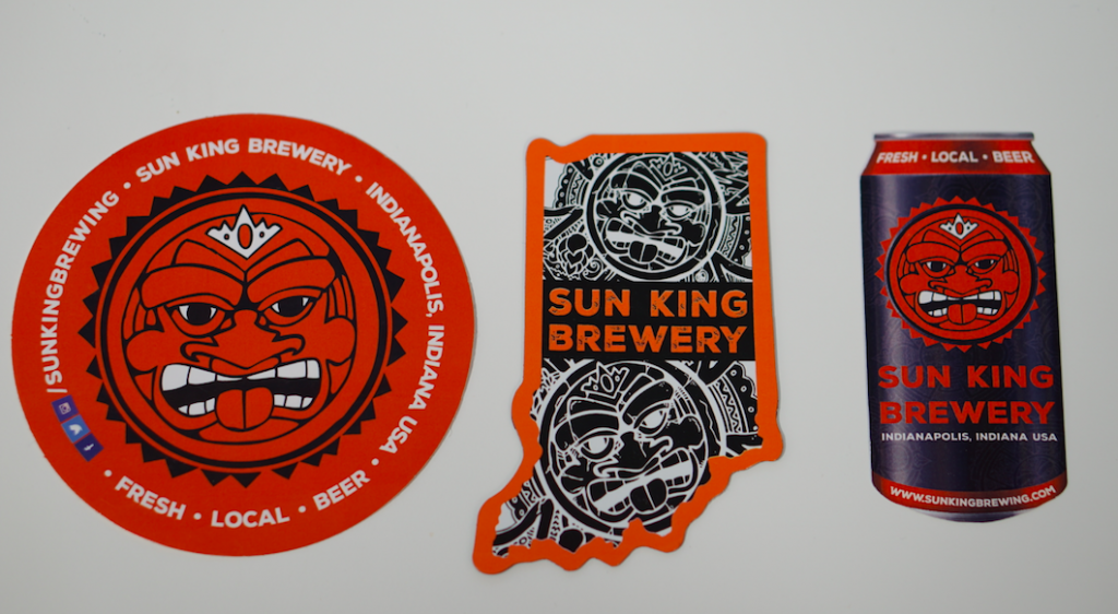 Sun King Brewing. Indianapolis, IN