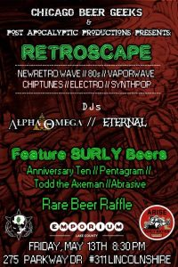 Retroscape at Emporium Lake County Featuring Surly @ Emporium Lake County | Lincolnshire | Illinois | United States