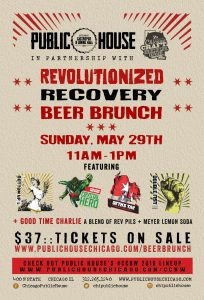 Beer Brunch with Revolution @ Public House  | Chicago | Illinois | United States