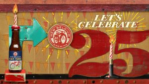 New Belgium 25th Anniversary Party @ Sheffields | Chicago | Illinois | United States