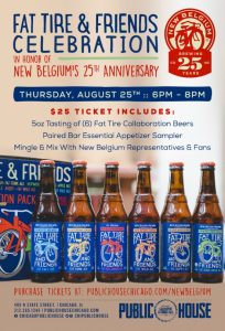 Fat Tire and Friends Celebration @ Public House | Chicago | Illinois | United States
