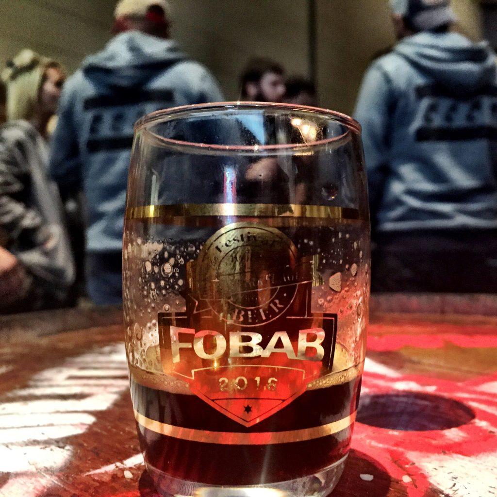 FOBAB 2016, UIC Forum
