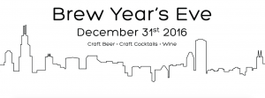 Brew Years Eve @ Salvage One | Chicago | Illinois | United States