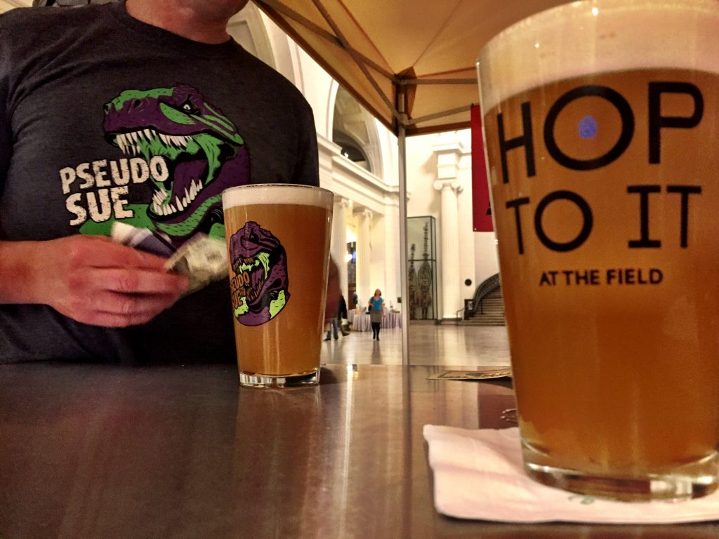 A Beer Named Sue Hop To It Prese...