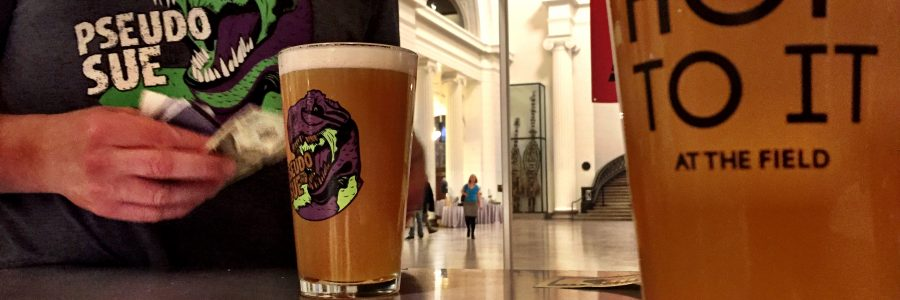 Hop To It Presents Toppling Goliath's Pseudo Sue