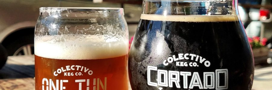 Colectivo Coffee x Beer in Lincoln Park