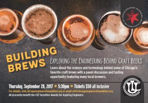 Building Brews Craft Beer Tasting @ Union League Club of Chicago | Chicago | Illinois | United States